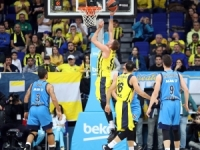 Turkish Airlines Euroleague: Fenerbahçe Beko: 107 - Alba Berlin: 102